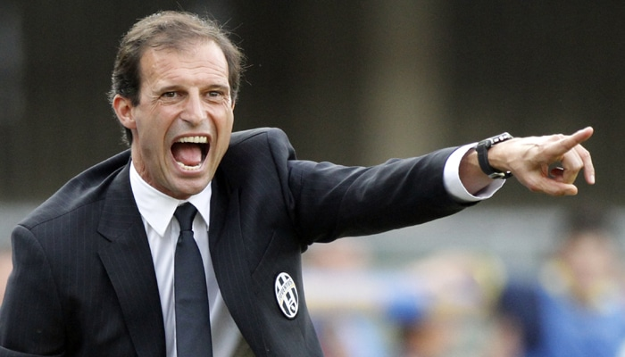 Juventus boss Max Allegri is favourite to be the next Chelsea boss, despite his current club saying he will not leave Turin