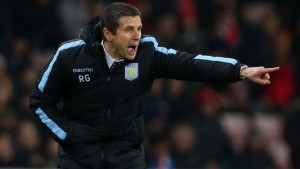 Aston Villa boss Remi Garde is fighting a losing battle to keep the Villans in the Premier League this season