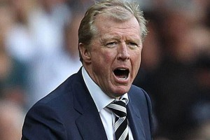 Former-England boss Steve McClaren has struggled to turn things around at Newcastle this season