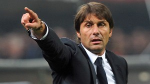 Italy boss Antonio Conte is hot favourite to be the next Chelsea boss
