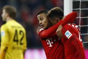 Keyplayers in Bayern's win against Juventus / Image via bleacherreport.com
