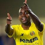Bakambu enjoying life at Villarreal /Image via africatopsports.com