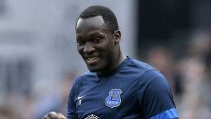 Belgium international Romelu Lukaku is maturing into a fine striker