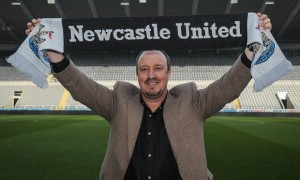 Newcastle have appointed experienced Spanish boss Rafa Benitez to replace Steve McClaren