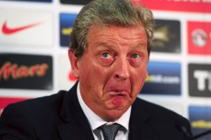 England boss Roy Hodgson has just realised he might finally have discover the formula to adventurous football