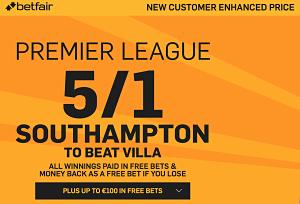 Aston Villa vs Southampton promo_opt