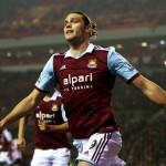 West Ham's hat-trick hero / Image via zimbio.com