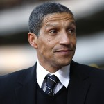Chris Hughton has helped Brighton to an unlikely promotion charge in the Championship this season