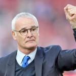 Veteran Italian boss Claudio ranieri has done a fantastic job steering Leicester to a Premier League title challenge