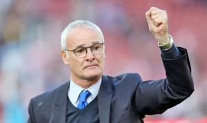 Veteran Italian boss Claudio ranieri has done a fantastic job steering Leicester to a Premier League title challenge