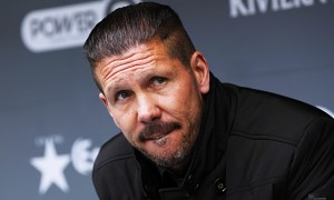 Atletico Madrid boss Diego Simeone has defied the odds with his teams time and time again