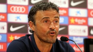 Barcelona boss Luis Enrique may have work to do in guiding his team to success this season