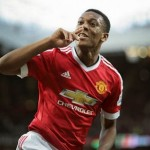 Anthony Martial repaying his hefty fee / Image via express.co.uk