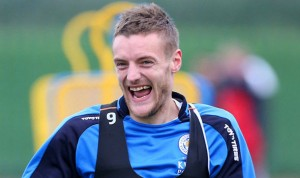 Leicester striker Jamie Vardy has been nominated for PFA Player of the year alongside teammates N'Golo Kante and Riyad Mahrez