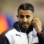 Leicester star Riyad Mahrez has won the PFA Player of the Year award