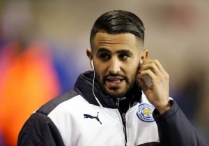 Leicester star Riyad Mahrez has won the PFA Player of the Year award