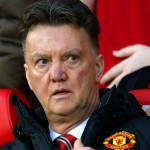 Manchester United boss Louis Van Gaal has failed to lead the Red Devils to a title charge