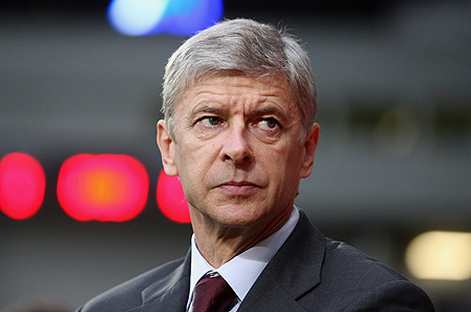 Some Arsenal fans have questioned Arsene Wenger's future at the club