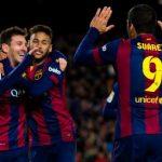 Luis Suarez's hat-trick a fitting end to La Liga season / Image via bleacherreport.com