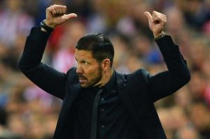 Atletico Madrid manager Diego Simeone looks to have built a side capable of challenging in La Liga again.