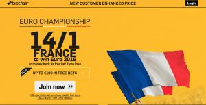 Euro 2016 France promo