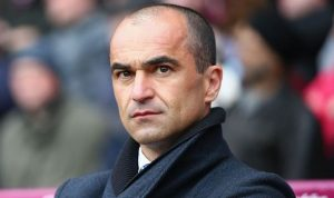 Everton boss Roberto Martinez is under increasing pressure from Toffees fans and looks set to leave the Toffees