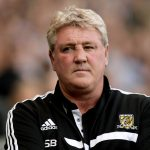 Steve Bruce's future as Hull City boss is in doubt despite the club winning promotion