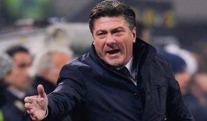 Walter Mazzarri is the new Watford boss