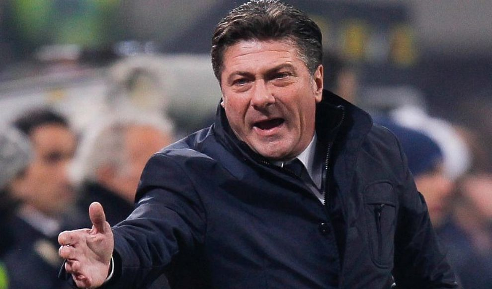 Walter Mazzarri is the new Watford boss
