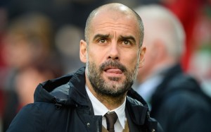 Manchester City manager Pep Guardiola is desperate for revenge.