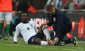 Liverpool striker Daniel Sturridge is sweating on his place in England's Euro 2016 because of injury
