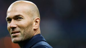 Zinedine Zidane helped guide Real Madrid to their 11th European Cup on Saturday night