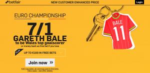 Bale Euro promo
