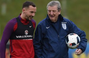 Was Hodgson right to omit Drinkwater? / Image via thefa.com