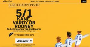 England top scorer promo