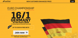 Germany Euro promo