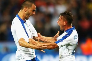 Italy proving doubters wrong / Image via goal.com