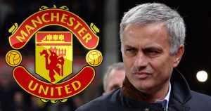 Manchester United boss Jose Mourinho suffered his third defeat in a week.