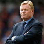 Ronald Koeman looks set to be the new Everton boss