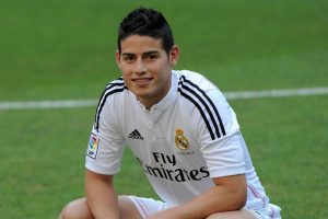 Out-of-favour Real Madrid star James Rodriguez has revealed he would like to play in the Premier League