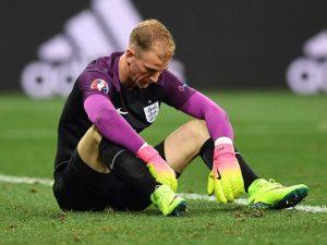 Joe Hart England Euro 2016 Iceland