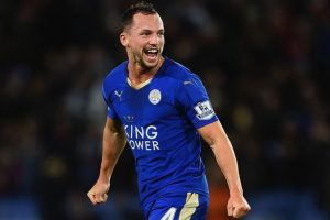 Leicester City Danny Drinkwater