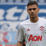 Man Utd Andreas Pereira