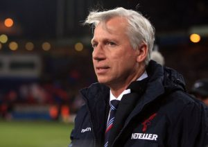 Crystal Palace boss Alan Pardew is showing real ambition in his bid to strengthen his squad ahead of the new campaign