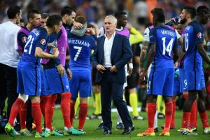 France suffered a shock 1-0 defeat against Portugal in the Euro 2016 on Sunday night