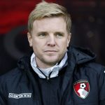 Bournemouth boss Eddie Howe has been mentioned as a possible candidate for the England job