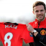 Spanish midfielder playmaker Juan Mata looks to be surplus to requirements at Manchester United this summer
