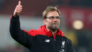 Liverpool boss Jurgen Klopp has revealed that he is happy with the quality of his squad