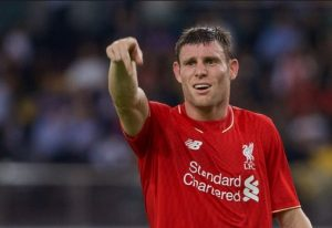 Milner played at left-back against Spurs / Image via footballinsider247.com