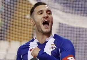Would La Coruna striker be a good signing for Arsenal? / Image via lavozdegalicia.es